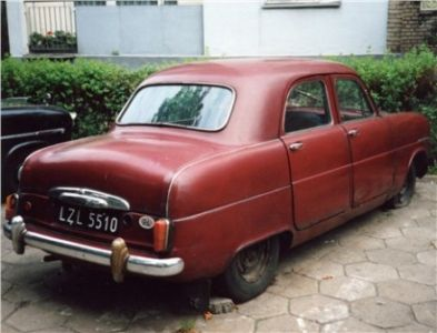 Mk1 Flatdash