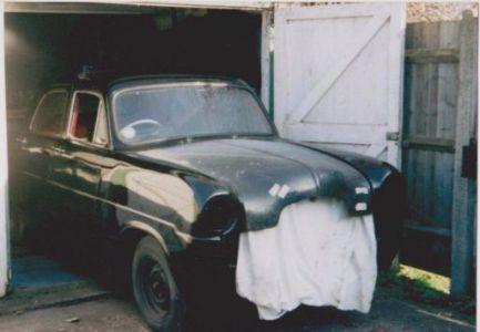 Mk1 Restoration