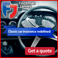 Footman James Classic Car Insurance